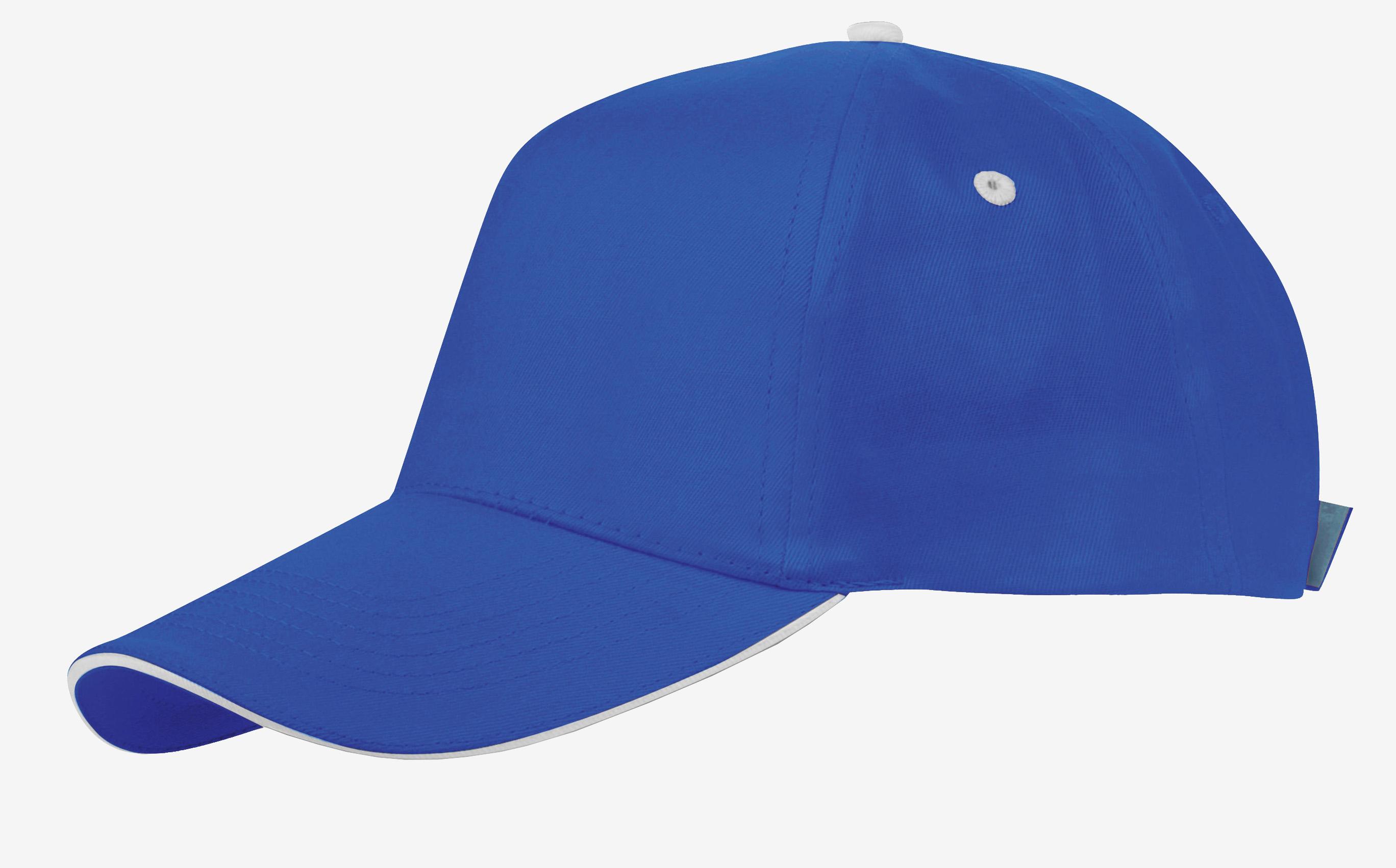Cappellino da golf a 5 pannelli ... f379b2ecf389